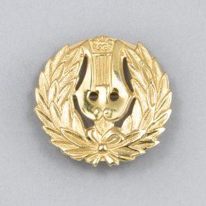Suomenruotsalainen äidinlyyra, kultaa